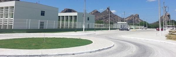 Entrada do Campus da UFC em Quixadá