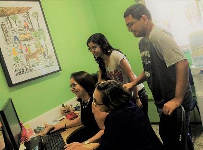 Equipe do Projeto Gestão Documental da Prex