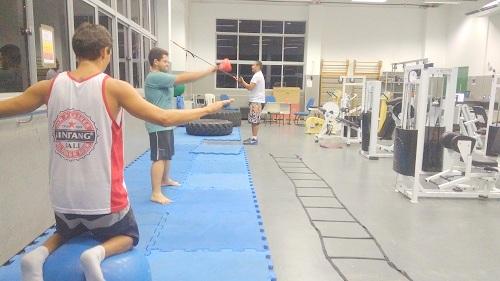 Treinamento Físico Funcional