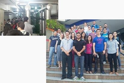 Projeto - Aquecimento, Ventilação, Refrigeração e Condicionamento de Ar - ASHRAE Fortaleza Student Branch