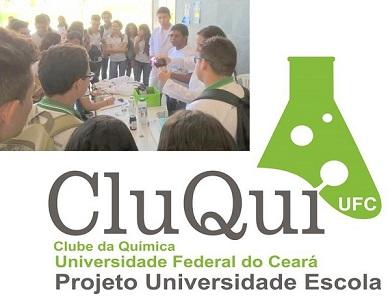 Projeto CluQui - Uma Parceria Universidade-Escola para Divulgação da Química