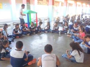 Programa - Conhecendo os Manguezais e Formação de agentes ambientais