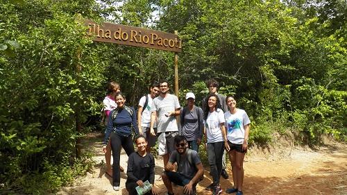 Trilhas ecológicas do estuário do rio Pacoti: observando a biota do manguezal