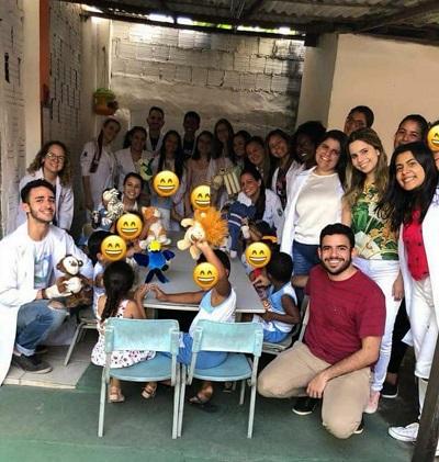 Foto da Liga de Estudos em Pediatria e Neonatologia