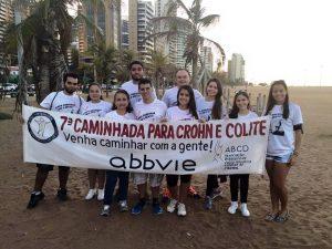 7ª Caminhada Cearense para Chron e Colite (Foto: divulgação).