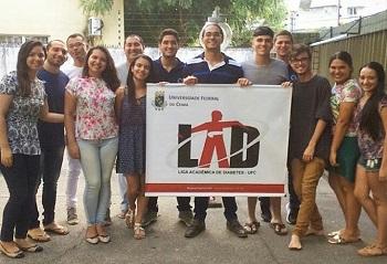 Equipe da LAD, em dezembro/2017 (Foto: divulgação).