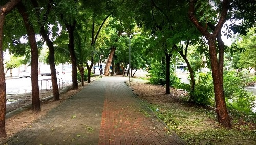 Parque Pró-Parreão 1